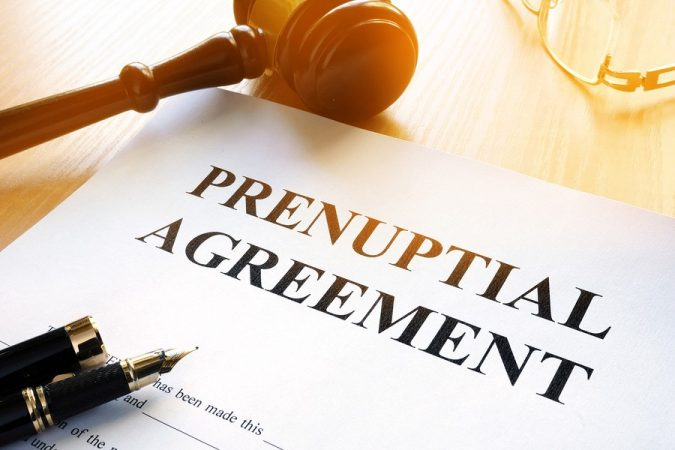 Prenuptial Agreement 2